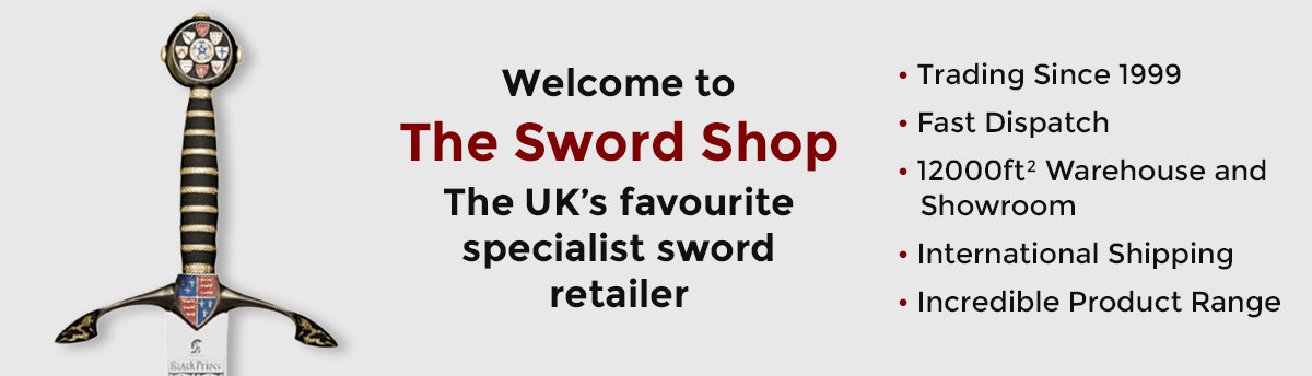 Welcome to The Sword Shop The UK's favourite specialist sword retailer
